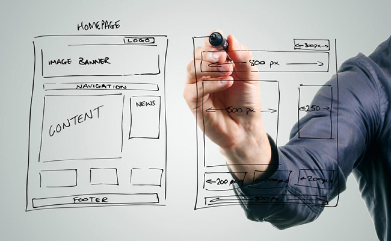 راهنمای گام به گام طراحی وبسایتی جامع و حرفه ای (بخش اول)